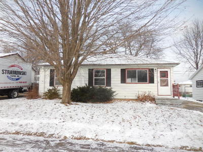 South Milwaukee Single Family Home For Sale: 712 Columbia Ave