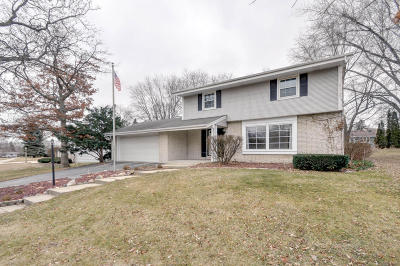 Racine Single Family Home Active Contingent With Offer: 1144 N Osborne Blvd