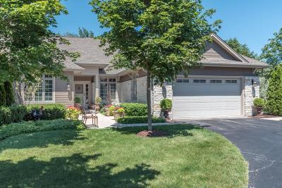 Ozaukee County Condo/Townhouse Active Contingent With Offer: 7342 W Heron Pond Dr