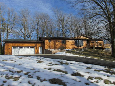 Single Family Home Active Contingent With Offer: 2220 E Decorah Rd