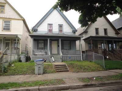 Milwaukee Single Family Home For Sale: 1347 N 32nd St
