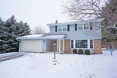 Single Family Home For Sale: 404 Hartwood Ln