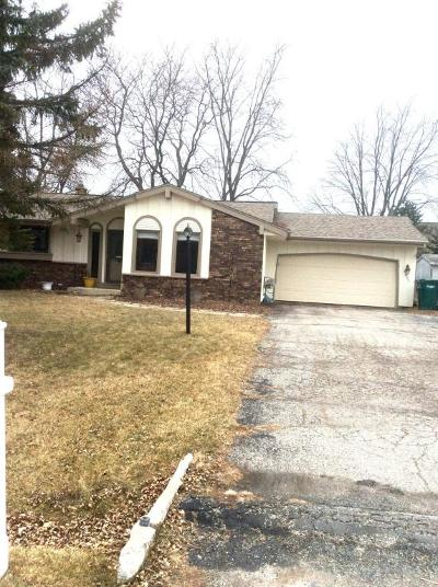 New Berlin Single Family Home For Sale: 3535 S Cottonwood Rd