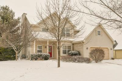 Single Family Home Active Contingent With Offer: 1240 Orchard Cir