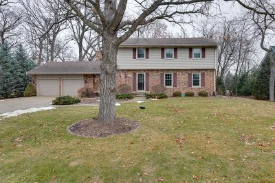 Pleasant Prairie Single Family Home Active Contingent With Offer: 11204 88th St