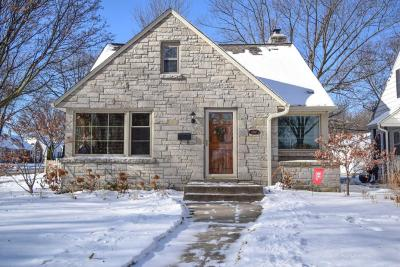 Milwaukee Single Family Home Active Contingent With Offer: 2747 N 80th St