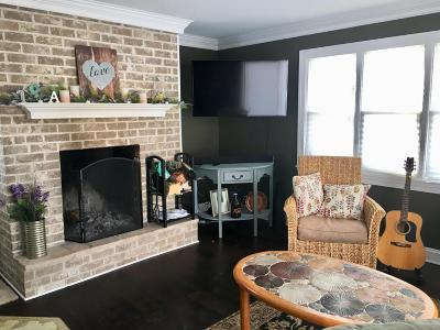 Milwaukee Single Family Home For Sale: 3173 S 85th St