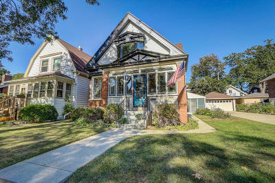 Single Family Home For Sale: 3022 S Superior St