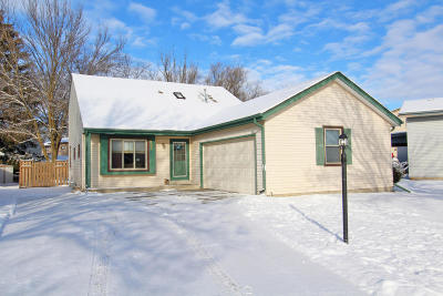 Waukesha Single Family Home Active Contingent With Offer: 206 Rivera Dr