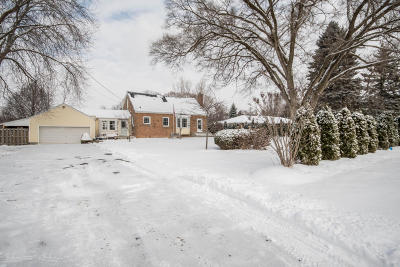 Greenfield Single Family Home Active Contingent With Offer: 4100 W Edgerton Ave