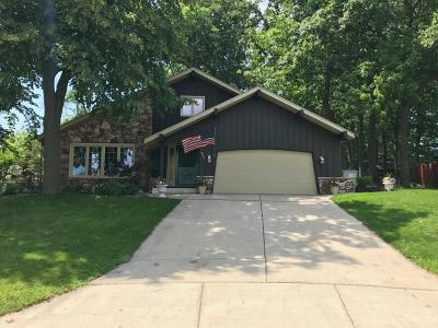 Milwaukee Single Family Home Active Contingent With Offer: 5851 S 19th St