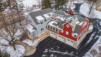 Menomonee Falls Single Family Home Active Contingent With Offer: W204n6382 Lannon Rd
