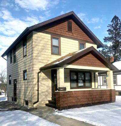 Waukesha Single Family Home Active Contingent With Offer: 332 Wilson Ave