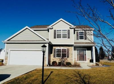 Pleasant Prairie Single Family Home Active Contingent With Offer: 4800 93rd Pl