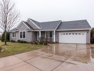 Single Family Home For Sale: 304 Woodfield Ct