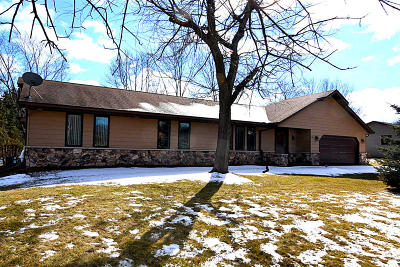 Racine County Single Family Home Active Contingent With Offer: 26023 Barberry Ln