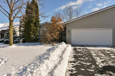 Slinger Condo/Townhouse Active Contingent With Offer: 1027 Lous Way