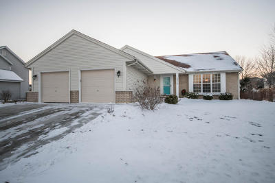 Waukesha Single Family Home Active Contingent With Offer: 2370 N University Dr