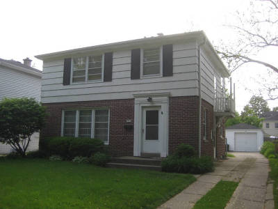 Whitefish Bay Single Family Home For Sale: 5011 N Kent Ave
