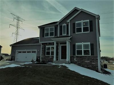 Jackson WI Single Family Home Active Contingent With Offer: $325,900