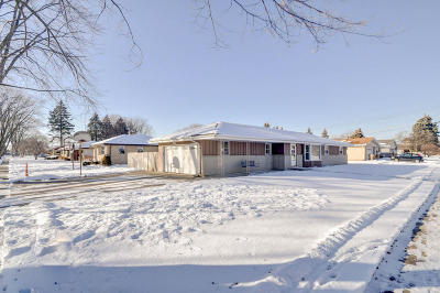 Kenosha Single Family Home Active Contingent With Offer: 8140 57th Ave