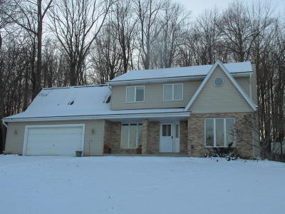 Ozaukee County Single Family Home For Sale: 535 N Majesa Hills Ln