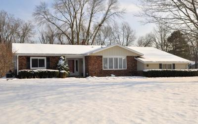 Brookfield Single Family Home Active Contingent With Offer: 3620 Shadybrook Pl