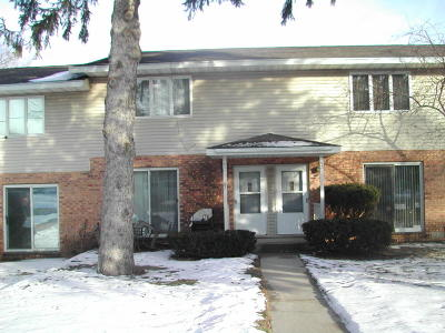 Williams Bay Condo/Townhouse Active Contingent With Offer: 171 Elmhurst Ct #103
