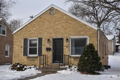 Milwaukee Single Family Home For Sale: 117 N 78th St