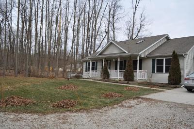 Single Family Home Active Contingent With Offer: N6626 Cedar