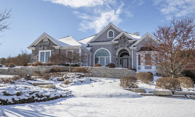 Single Family Home Active Contingent With Offer: W284n6385 Hibritten Way