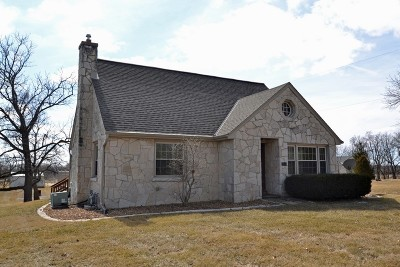 Racine County Single Family Home For Sale: 8319 3 Mile Rd