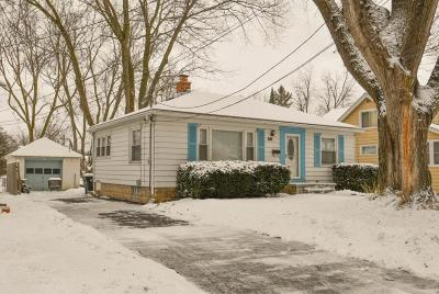 Waukesha County Single Family Home Active Contingent With Offer: 1612 Murray Ave