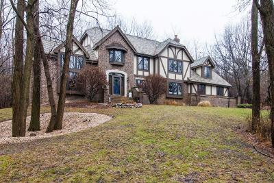 Single Family Home Active Contingent With Offer: 1041 N Lost Woods Rd