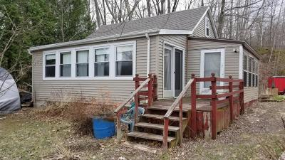 Campbellsport Single Family Home For Sale: N4165 Boy Scout Dr