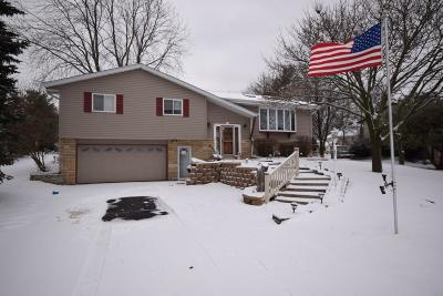 Germantown Single Family Home Active Contingent With Offer: N100w17119 Revere Ln