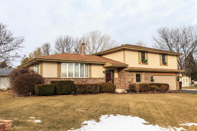 Racine Single Family Home Active Contingent With Offer: 2500 Tammy Ln