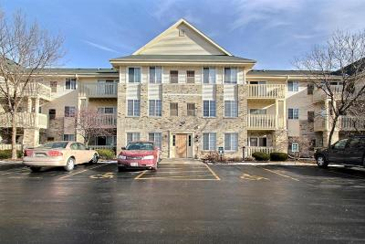Hartland Condo/Townhouse Active Contingent With Offer: 520 Windstone Dr #210