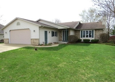 Jefferson County Single Family Home For Sale: 807 Oakwood Ln