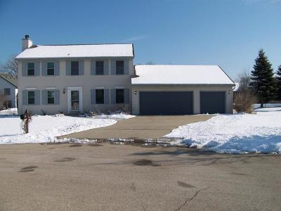 Oak Creek Single Family Home Active Contingent With Offer: 8470 S Sharon Dr