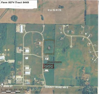 Eagle Residential Lots & Land For Sale: Lt2 Hwy Nn