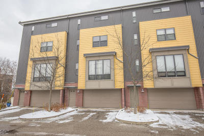 Waukesha Condo/Townhouse Active Contingent With Offer: 303 Mill Reserve