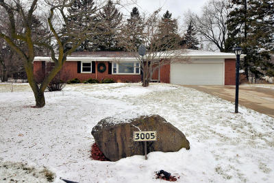 Brookfield Single Family Home Active Contingent With Offer: 3005 Smith Dr