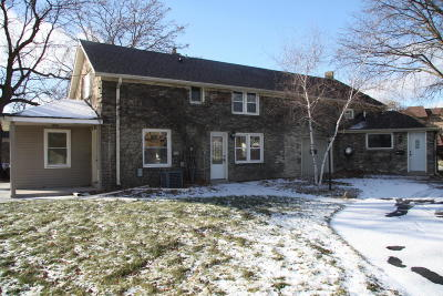 Greenfield Single Family Home For Sale: 5215 W Forest Home Ave