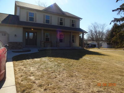 Franklin Single Family Home For Sale: 10667 W Church St