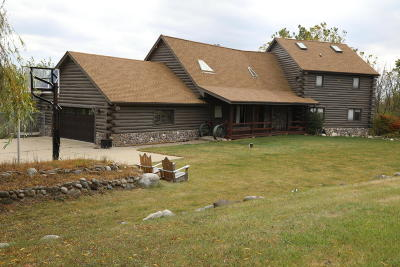Mukwonago Single Family Home Active Contingent With Offer: S86w26825 National Ave