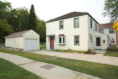 Greendale Single Family Home Active Contingent With Offer: 5599 Apricot Ct