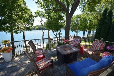 Slinger Single Family Home For Sale: 4836 Highland Park Dr