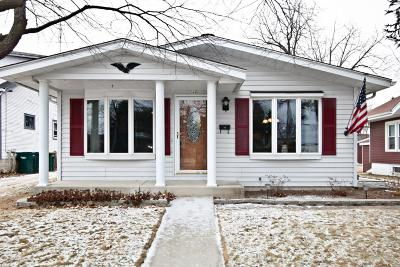 Ozaukee County Single Family Home Active Contingent With Offer: 349 S Spring St