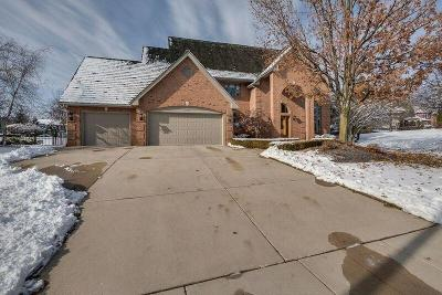 Kenosha Single Family Home Active Contingent With Offer: 1330 38th Ave